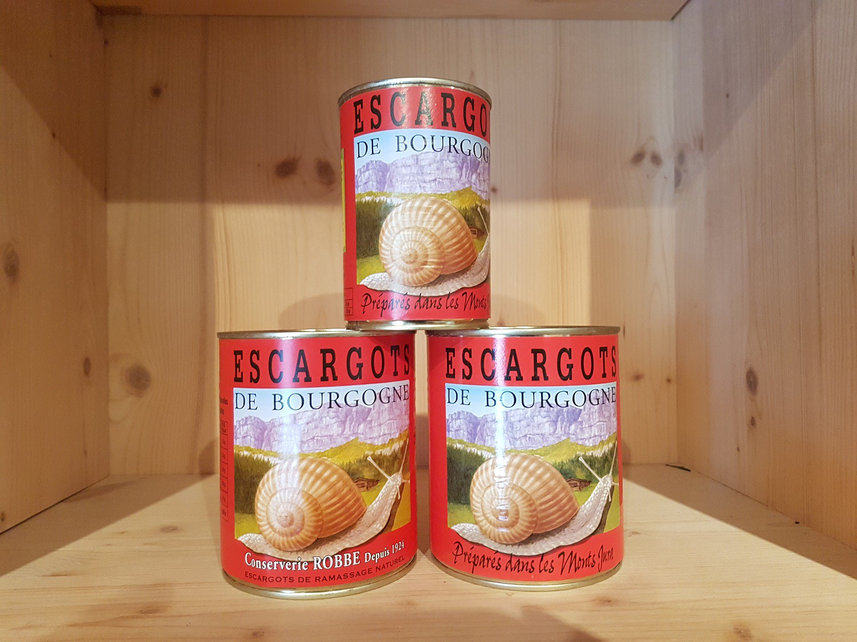 Escargots 6 douzaines moyen