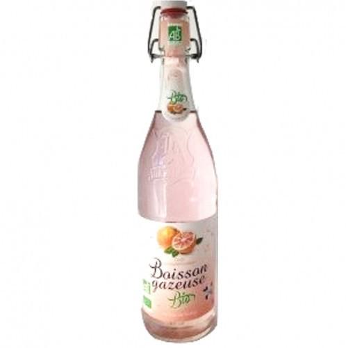 Limonade pamplemousse BIO bouteille 1L