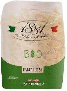 Pâtes italiennes Farfalle BIO