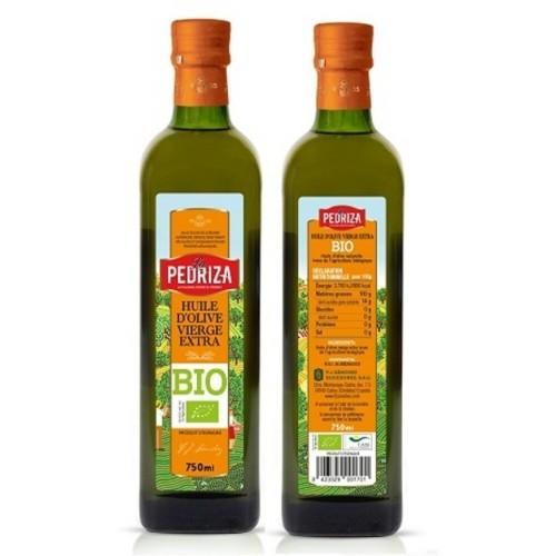 Huile d'olive V.E BIO