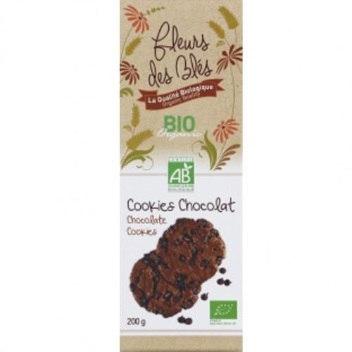 Biscuits cookies chocolat BIO